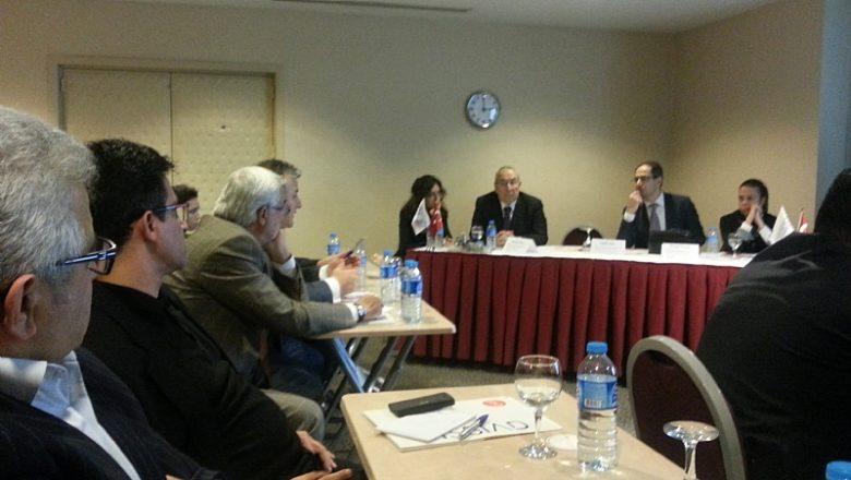 Tıbbi Cihaz Denetim Daire Başkanlığı DİŞSİAD üyelerini bilgilendirdi