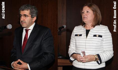 ÖSYM Başkanı Prof. Demir DUS hakkında, Prof. Önal ise ADEE hakkında bilgi verdi