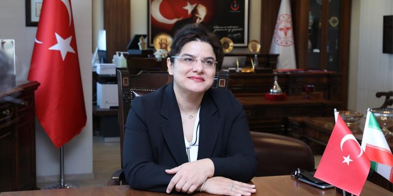 Sağlık Bakan Yardımcısı Prof. Dr. Emine Alp Meşe