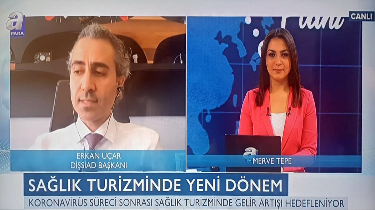 Türk Dişhekimi Dünyanın En İyi Hekimleri Arasında, Hedef 2023'de 1 Milyar Dolar.