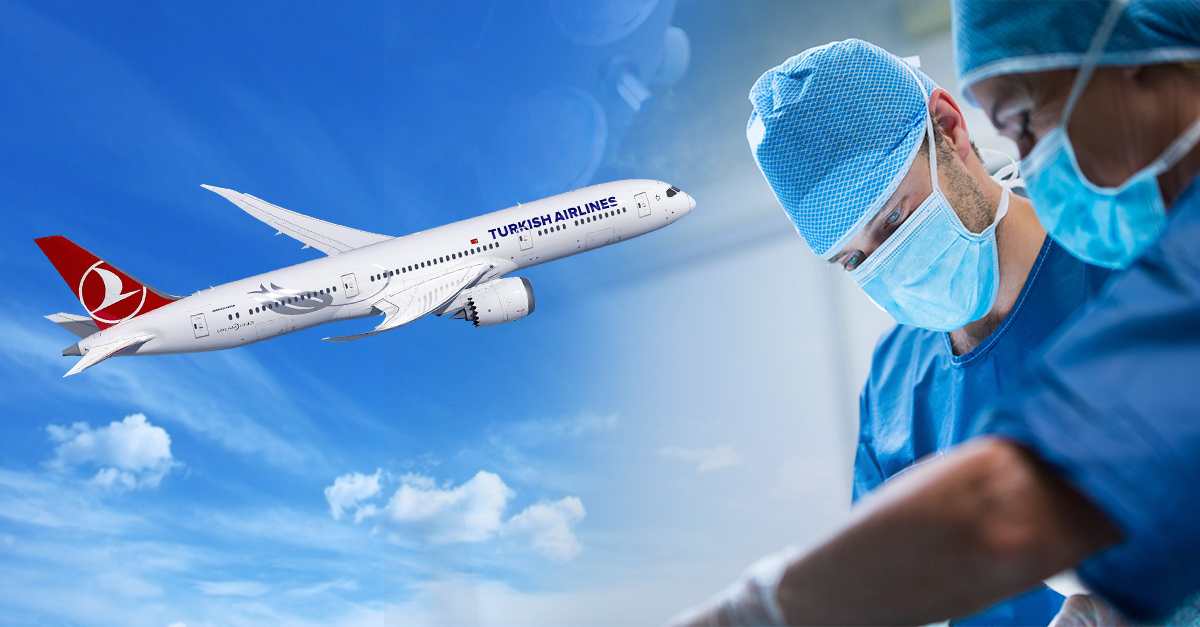 Sağlık Turizmi Hazır, Uçuşlar 10 Haziranda Başlıyor.