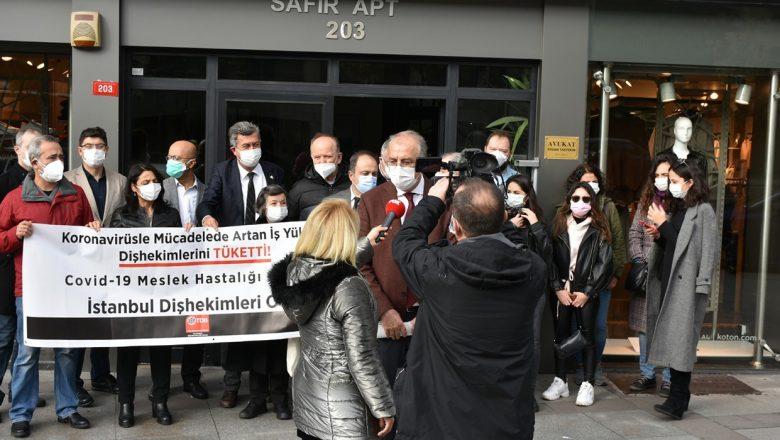 İSTANBUL'DA 112.KUTLAMA BURUK BAŞLADI İDDALAR ÖNERİLER ŞAŞIRTTI