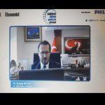 BAKAN YARDIMCISI BİRİNCİ ''DÜNYADAKİ EN İYİ TELE SAĞLIK SİSTEMİNİ YAZMAK ÜZEREYİZ''